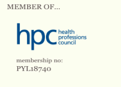 Psycologist London Membership Logos